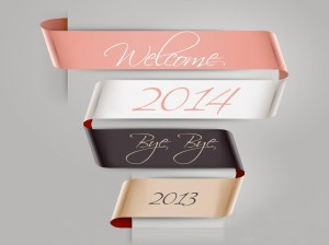 Welcome 2014, Goodbye 2013